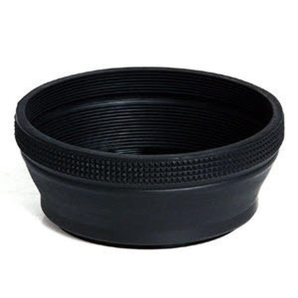 고무 렌즈후드 55mm(일본산 고무후드)-접이식으로 사용이 간편/마감처리가 깔끔
