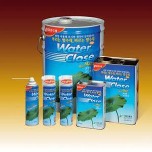 워터크로즈 방수제650g 1리터 /투명고무방수제