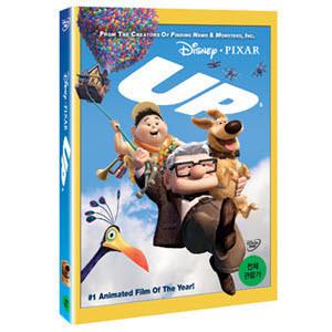 DVD  업 (up/아웃케이스 미포함)