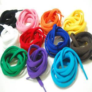 우동끈/평끈/왕끈/왕우동끈/신발끈/운동화끈