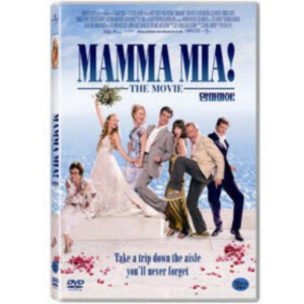 DVD 맘마미아 1Disc (MAMMAMIA)