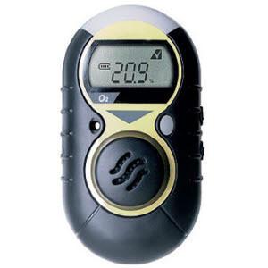 MINIMAX-XP /산소농도측정기/ 하니웰/ O2/단일가스/ 맨홀안/상하수도/밀폐장소/산소/부족/감지기/