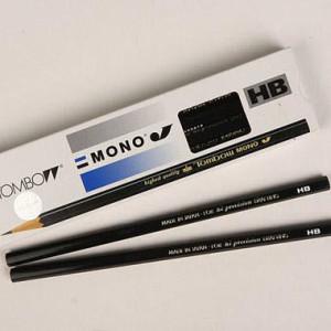톰보우 모노J 소묘연필 12자루/소묘연필/색연필