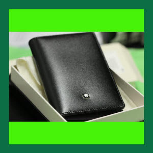 [몽블랑] 무료배송/무료각인/독일정품/몽블랑 명함지갑-14108