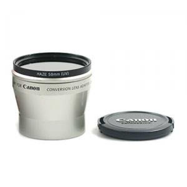 캐논 PowerShot G3 디카용 경통(렌즈어답터) 58mm-UV필터/캡 포함-파워샷G3