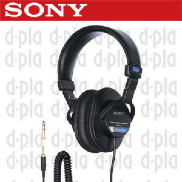MDR-7506 /SONY 스튜디오모니터링 헤드폰/밀폐형