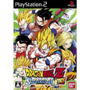 드래곤볼Z 스파킹 메테오 일본판 PS2 중고품
