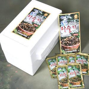 국내산다슬기100% 농축액30포 + 깐다슬기1팩