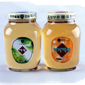 아카시아 야생화 밤꿀   양봉협회품질관리 벌꿀