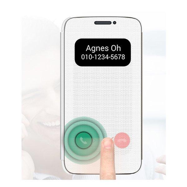 정품형 퀵서클 뷰커버케이스 LG G3 캣6 G4 G5 V10 V20
