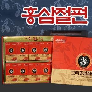 하늘선물 고려홍삼절편(200g) /쇼핑백증정 선물특선