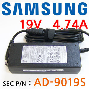 삼성 노트북 NT550P7C 정품 아답터 충전기 19V 4.74A