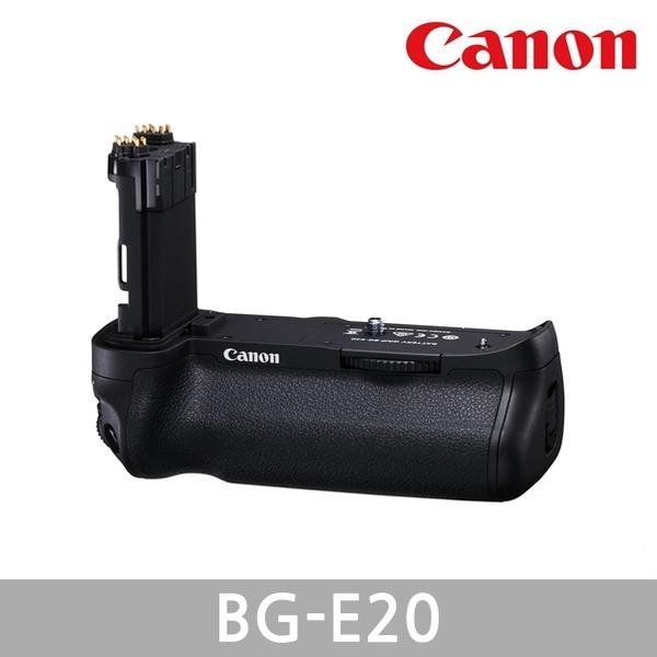 (캐논공식총판) 정품그립 BG-E20 최신 박스품/빛배송