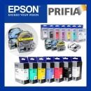 EPSON 정품 라벨테이프 엡손라벨 PRIFIA PX TAPE NEW