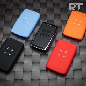 르노삼성 SM6/QM6 스마트키 실리콘 키홀더 케이스