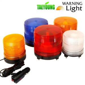 국산 TY LED경광등 (1기능/3기능) 특허품 안전 비상용
