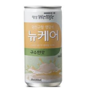 뉴케어 구수한맛 200ml x90캔/박스외 박스별도포장