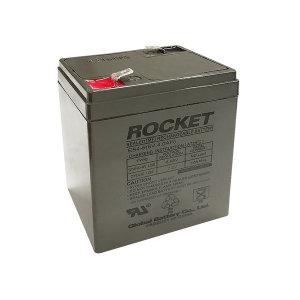 연축전지  로케트 ROCKET  ES4-6 6V 4A
