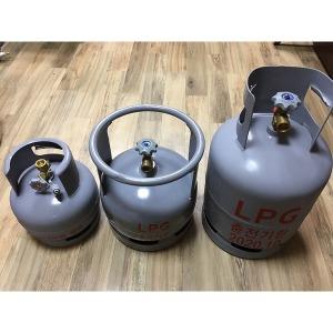 LPG가스용기 3KG 5kg 10kg 가격비교 가스통 가스