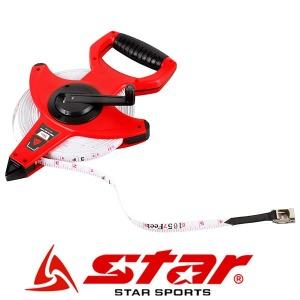 스타 육상용 줄자 50M/거리측정용/멀리뛰기/육상용품