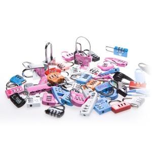 번호키 미니자물쇠/사물함/여행용/PC방/열쇠/자물쇠