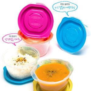 쿡밥1P 전자렌지용기/반찬통/밥보관용기/햇반 /냉동밥