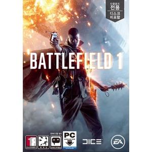 (PC-CODE) 배틀필드 1 (Battlefield 1)