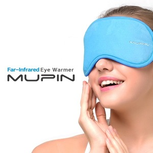 머핀 원적외선 온열 안대 수면안대 눈마사지기 KC인증