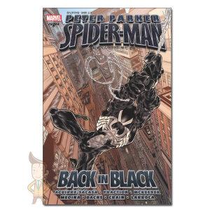 (사은품) 시공사 / 피터 파커 스파이더맨 : 백 인 블랙 - 시공그래픽노블 / 무료배송