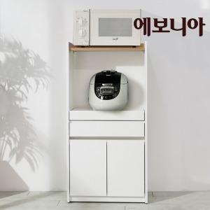 해피 수납렌지대(대) 수납용 렌지대/밥솥장