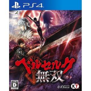 PS4 베르세르크 무쌍 초회 일본판