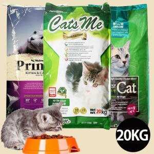 15kg 20kg 길고양이사료/대용량/길냥이사료/캐츠랑