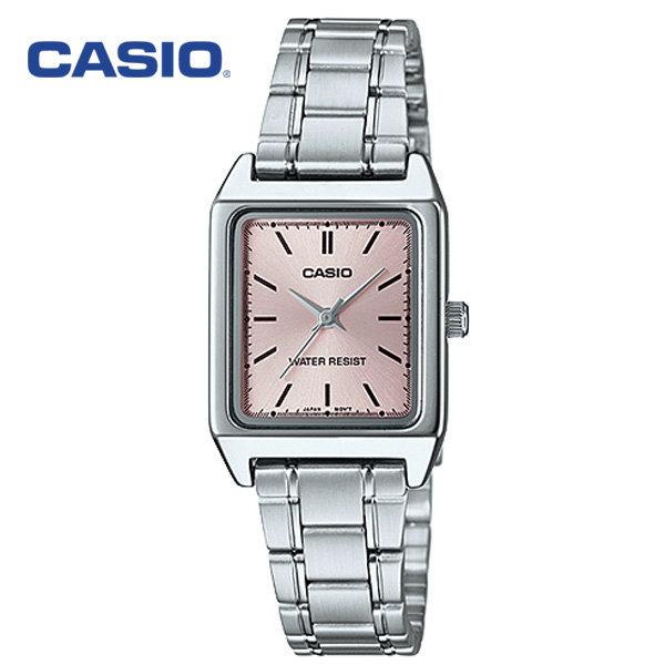 카시오정품 CASIO/카시오여성메탈시계/LTP-V007D-4E(