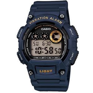 정품 CASIO/카시오전자시계/W-735H-2AVDF/진동알람(1