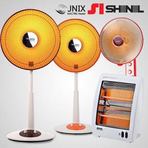 신일/제이닉스 선풍기 전기 히터/난로/열풍기 난방