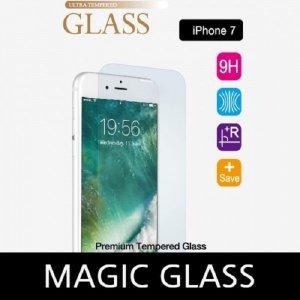 매직글라스 9H 강화유리(1매) 아이폰5/5S/SE 보호필름