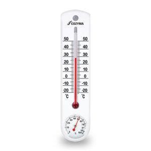 코지마 모닝 온습도계 BJ-3000/온도계/습도계/벽걸이