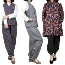 여성/여자/가을/겨울/생활/개량/계량/한복/승복/법복