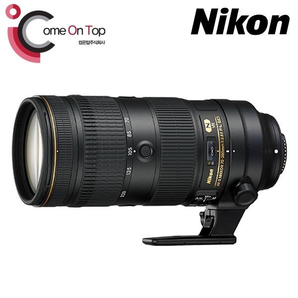 (컴온탑)니콘 AF-S 70-200mm F2.8E FLVR(융/브로워)