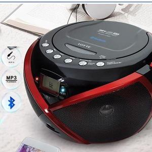 롯데 USB/SD/블루투스 MP3 CD포터플 핑키-920/라디오