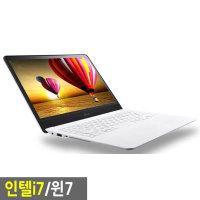 A급중고 삼성/LG 중고노트북 특가판매 SSD장착 WIN7