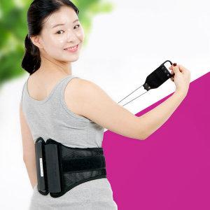 해피케어 허리보호대/국산제품/강력한 견인력