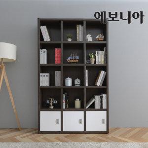 안젤라 5단책장 도어형 A타입1200 /서재실/책꽂이