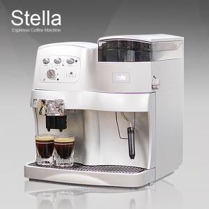 스텔라 전자동 에스프레소 커피머신 세보 가찌아 동구