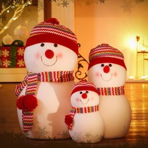 크리스마스트리장식/장식소품/산타인형/눈사람인형