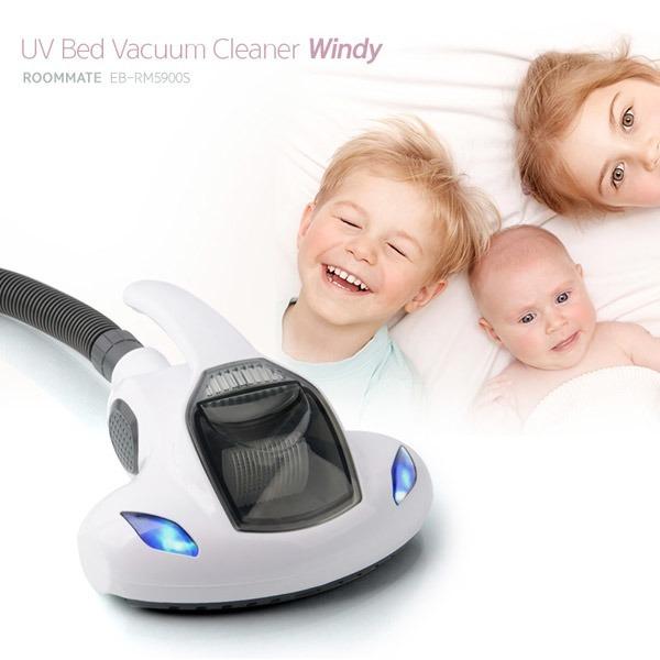 윈디 UV살균 진드기제거 침구청소기 EB-RM5900S