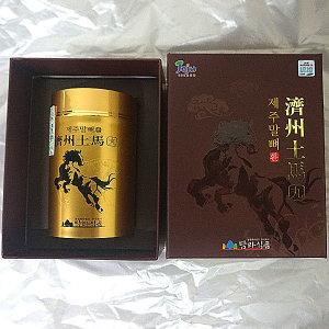 제주 土馬 말뼈환 300g /말꽝/말/건강식품/제주직배송