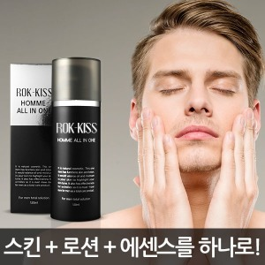 록키스 올인원/남성화장품/스킨/로션/에센스