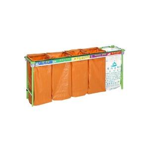 분리수거대 재 100리터 5구 마대/비닐 / 분리수거함
