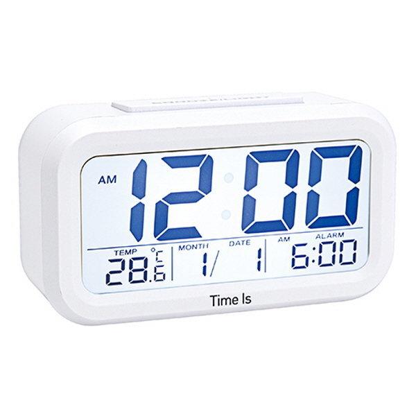 심플 디지털 알람시계